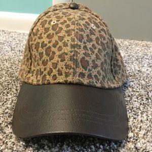 ☀️ SUMMER SALE ☀️ Cheetah Hat